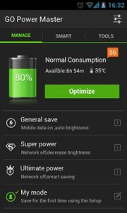 GO Battery Saver & Widget4