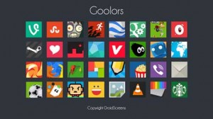 Goolors icons GO2