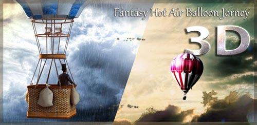 Hot-Air-Balloon-3d-Wallpaper