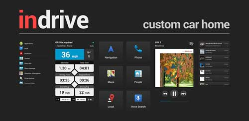 InDrive: Custom Car Home FULL v1.3.3