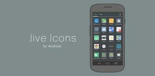 Jive Icons (Apex, Nova, ADW) v1.9.3