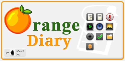Journal – Orange Diary Pro v1.80
