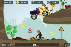 Mad Truck 2458