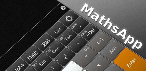 MathsApp Scientific Calculator v1.2