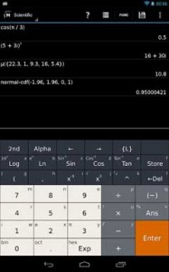 MathsApp Scientific Calculator1