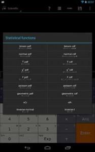 MathsApp Scientific Calculator2