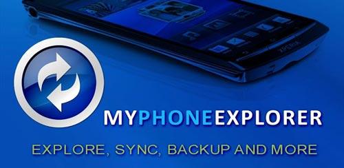 MyPhoneExplorer-Client