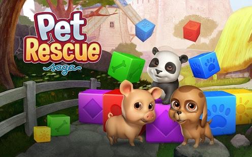 Pet Rescue Saga 4