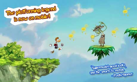 Rayman Jungle Run v2.3.3