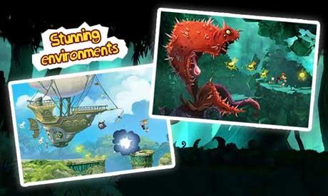 Rayman Jungle Run v2.3.3