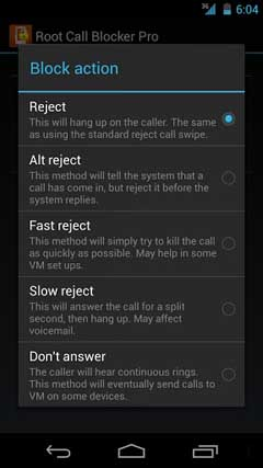 Root Call Blocker Pro v1.8.3.34
