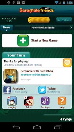 Scramble With Friends v5.20
