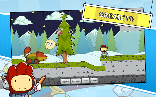 Scribblenauts Remix v6.9 + data