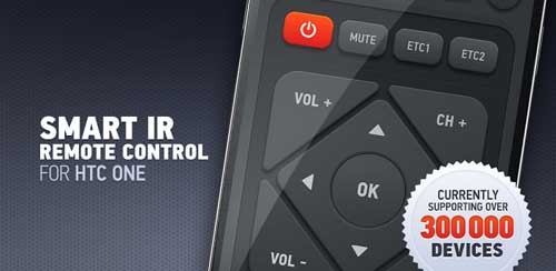 Smart IR Remote for HTC One v1.2.6