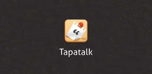 Tapatalk 4 - Community Reader