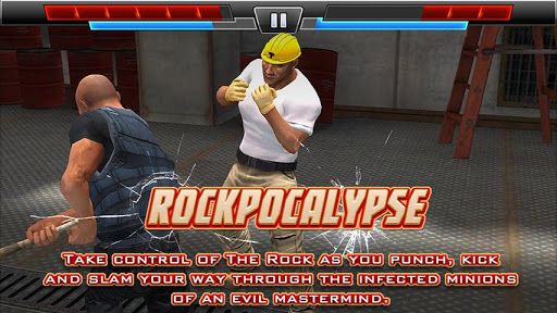 WWE Presents: Rockpocalypse v1.1.0 + data