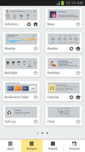 Yandex.Shell (Launcher+Dialer) v2.32