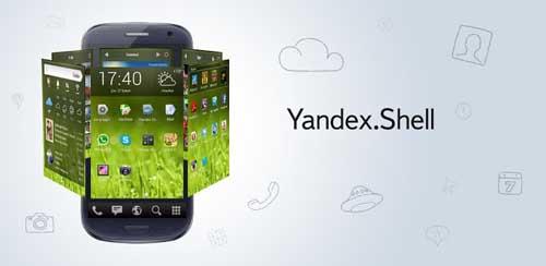 Yandex.Shell (Launcher+Dialer) v2.23