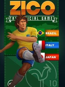 Zico The Official Game 2