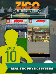 Zico The Official Game 4