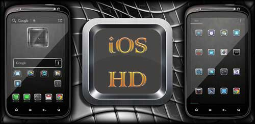 iOS HD Theme v1.00