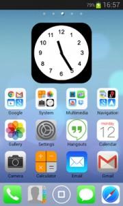 iOS7 - iPhone HD 5 in 1 Theme2