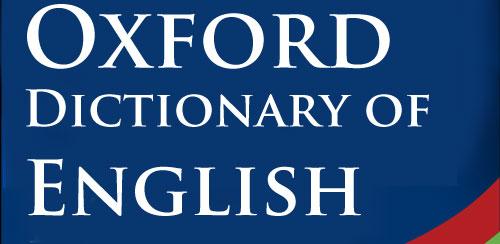 Oxford Dictionary of English Premium v9.1.347 + data