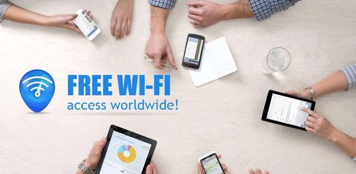 Free WiFi: WiFi map, WiFi passwords, WiFi hotspotsi v6.21.02