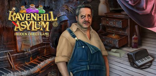 Ravenhill Asylum: Hidden Object Game v1.1.9