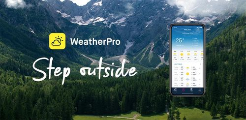 WeatherPro: Forecast, Radar & Widgets v5.3
