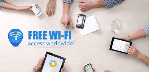 Free WiFi App: passwords, hotspots v7.07.04