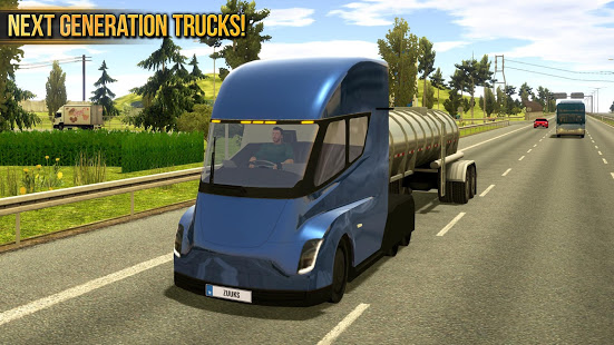 Truck Simulator 2018 : Europe v1.2.6 + data