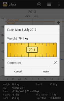 Libra – Weight Manager PRO v3.3.7 build 357