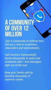 تصویر محیط Call Control – SMS/Call Blocker. Block Spam Calls! v2.19.2