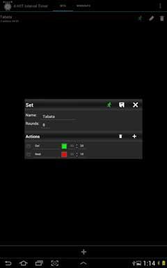 A HIIT Interval Timer FULL v2.3.2
