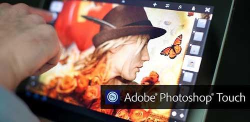 Adobe® Photoshop® Touch v1.7.7