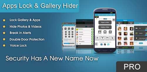 Apps Lock & Gallery Hider Pro v1.13