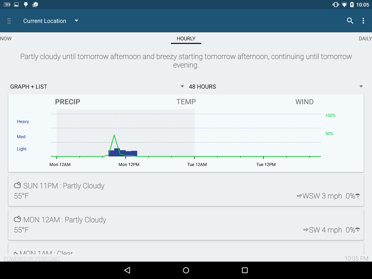 Arcus Weather v5.1.0