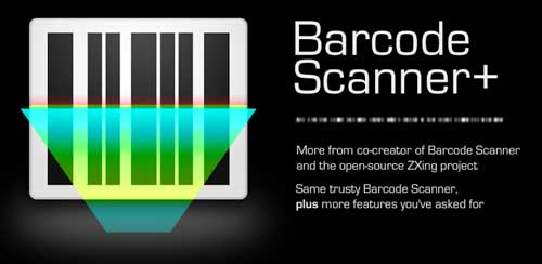 Barcode Scanner+ (Plus) v1.10