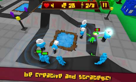 Block Defender: Tower Defense v1.1.2