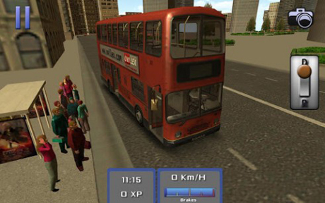 Bus Simulator 3D v1.0.1
