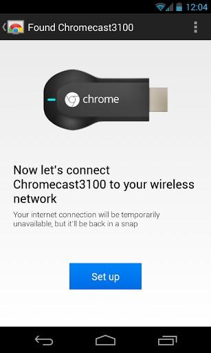 Chromecast v1.1.1