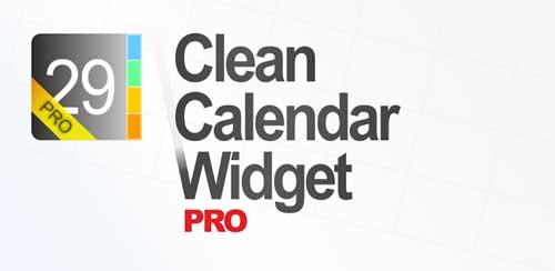 Clean calendar widget Pro v4.31