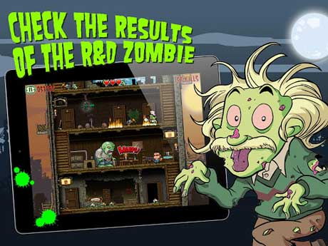 Crazy Bill: Zombie stars hotel v1.0