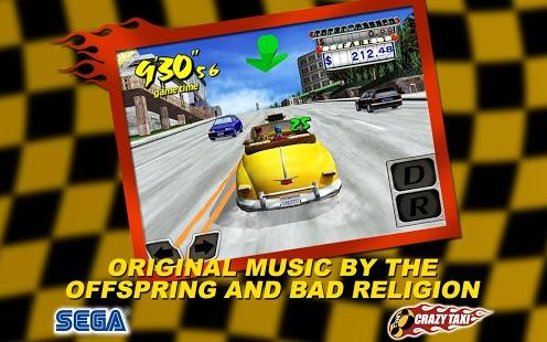 Crazy Taxi Classic v1.52 + data