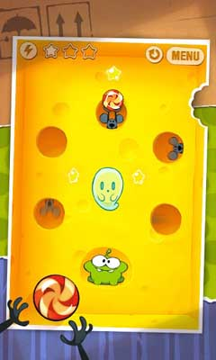 Cut the Rope HD v2.3