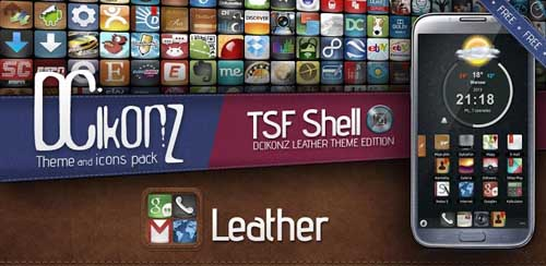 DCikonZ Leather TSF Theme v1.2.9