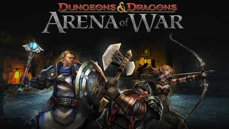 D&D Arena of War v1.0
