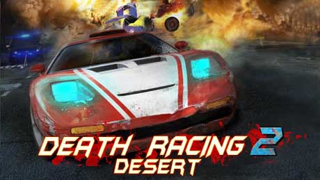 Death Racing 2: Desert v1.02