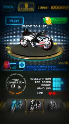 Death Racing:Moto v1.02